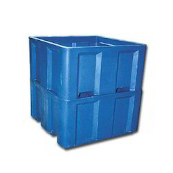 Blue Skid Boxes, For Hospital And Office