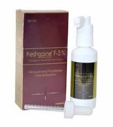 Minoxidil 5 % And Finasteride 0.1% Solution