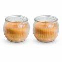 Globe Jar Candle