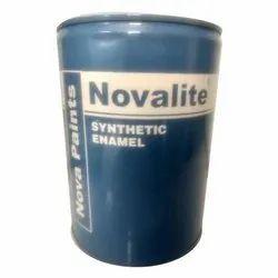 NOVALITE Enamel Aluminium Silver Paint, Packaging Type: Can, Packaging Size: 20 Lit