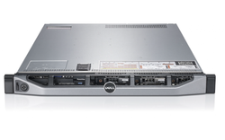 Dell Rackmount R 620 Server With Xeon Processor Aplus