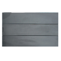 Polished Black Natural Slate Stone, For Wall, Thickness: 12 Mm