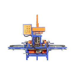 Paratha Double Layer Machine