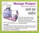 Mango Pulper