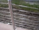 Balcony Ss Wire Rope Railing Fitting
