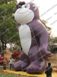 Gorilla Character Shaped Inflatables