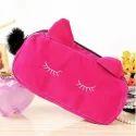 Cat Shaped Cosmetic Bag