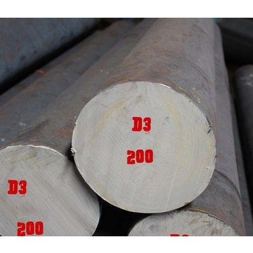 Die Steel - D3 Steel Bar Manufacturer from Ahmedabad