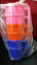 Plastic Bath Mugs 2 Litter