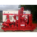Double Stage HSC Fire Pump