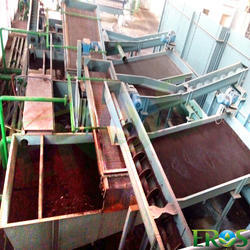 Automatic Battery Breaking and Segregation Plant