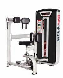 Presto Rotary Torso Machine