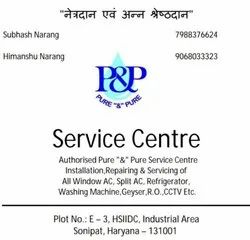 Two AC Repair/Service, For Residential, in Delhi