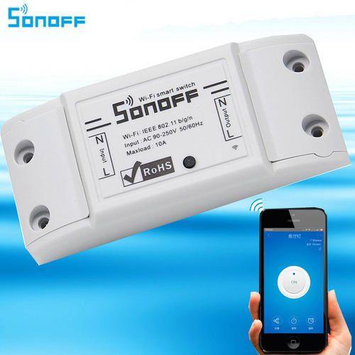 Smart Home Wifi Switch Module