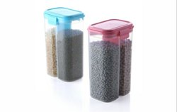 2 in 1 Storage Container (2 Pcs. Set)