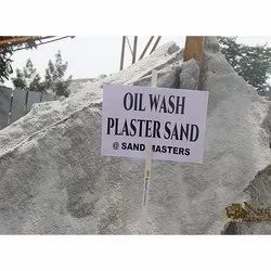 Oil Wash Plaster M Sand