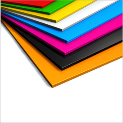 Extruded Polymer Sheets Polymer Sheets Exporter From Mumbai