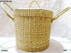 Multipurpose Straw Baskets