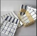 Restaurant Cotton Yarn Dyed Dish Cloths