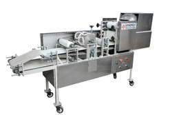 Synergy Technics Semi Automatic Panipuri Making Machine, Automation Grade: Semi-Automatic