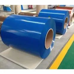 Defective Color Coated Steel Coil