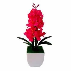 Pink Artificial Lily Flower