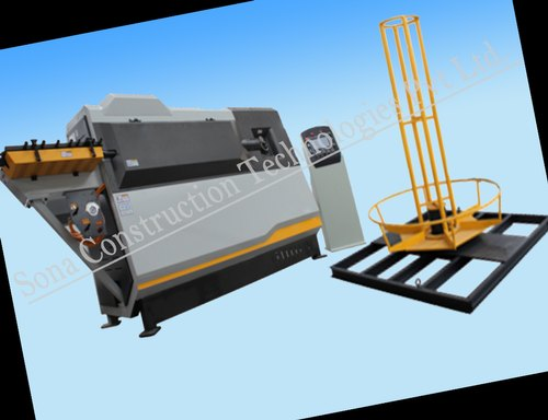 Stirrup Making Machine - Stirrup Rebar Bending Machine Manufacturer