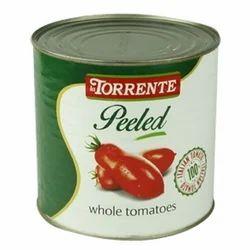 La Torrente Peeled Tomatoes 2.55kg, Packaging: Bottled Packaging, Carton