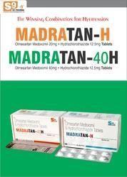 Olmesartan Medoxomil 40mg Hydrochlorthiazide 12.5mg