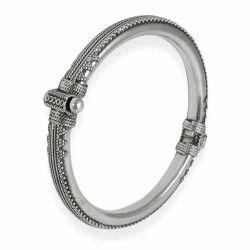 Designer 925 Sterling Silver Bangle