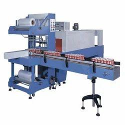 Shrink Packaging Machine, 1.5 Kw, Model Name/Number: Vpws -6540