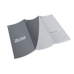 Paper Tri-Fold Brochure