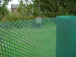 Garden Fencing Hexagonal
