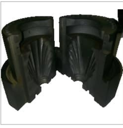 Krishna Enterprises Black glass blow mould