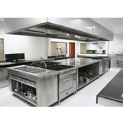 Commercial Hotel Kitchen Equipment