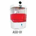 Avro Abs Plastic Automatic Soap Dispensers Asd 01