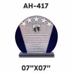 AH - 417 Acrylic Trophy