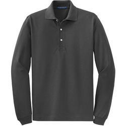 Cotton Full Sleeves T Shirts, Size: Small