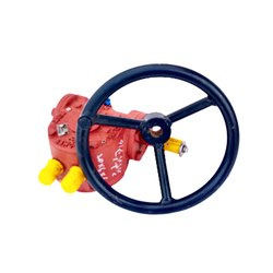 Industrial Valve Worm Gear Unit