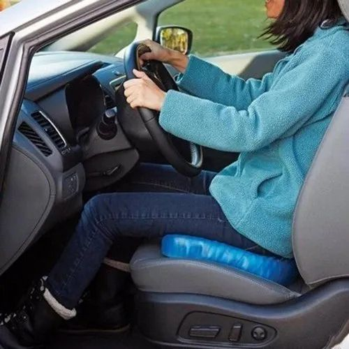Gel Seat Cushion Tpe Silicone Cooling Mat Egg Support Ice Pad Chair Car Office Seat Cushion At Rs 250 Piece Gel Cushions Id 22362643412