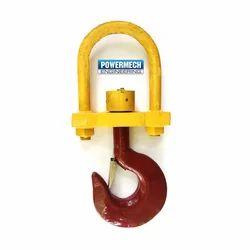Foundry Crane Hook
