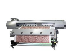 RVM Sublimation Digital Printing Machine, 160cm(Width), Capacity: 60 Metres Per Hour