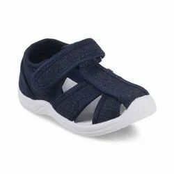 Kids Navy Blue Sandal