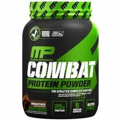 Musclepharm Combat Protein Powder, For Gym Supplement, Packaging Size: 2 Lbs