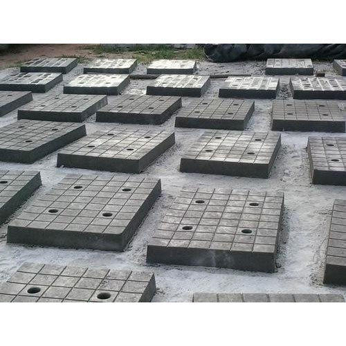 Square Concrete Covering Slab, For Constructions, Rs 85