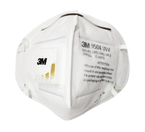 3m anti pollution mask