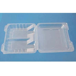 Transparent Plastic Packaging Tray