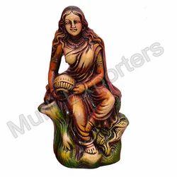 Terracotta Devotional Statue