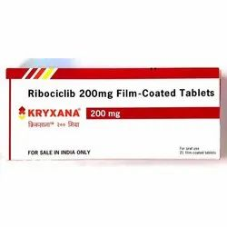 Kryxana 200mg Ribociclib Tablet