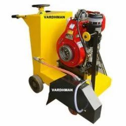 Groove Cutter With Greaves Diesel Engine